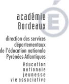 Direction des Services Départementaux de l'Education Nationale 64