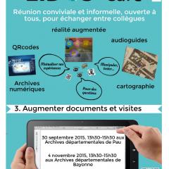 3e édition d'Eidos Café : 30 septembre (Pau) et 4 novembre (Bayonne)