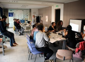 4ème Eidos café : des outils pour collaborer en ligne