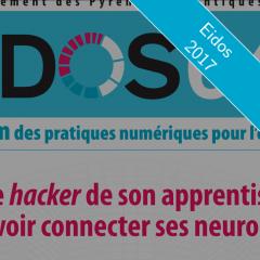 Eidos 2017, l'élève hacker de son apprentissage : le flyer !