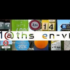 M@ths en-vie, un dispositif pour ancrer les mathématiques au réel