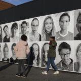 Reportage sur le projet numérique d'art «Inside Out» à Bayonne