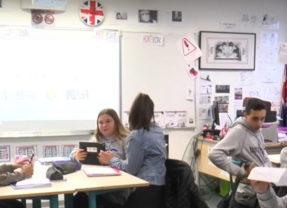 Reportage : la liaison école-collège avec un escape game numérique au collège Albert Camus à Bayonne